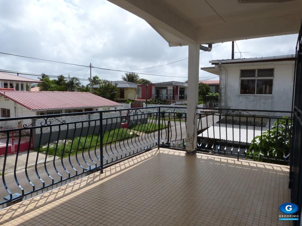 Maison de ville T4 - Cité Grant - Cayenne