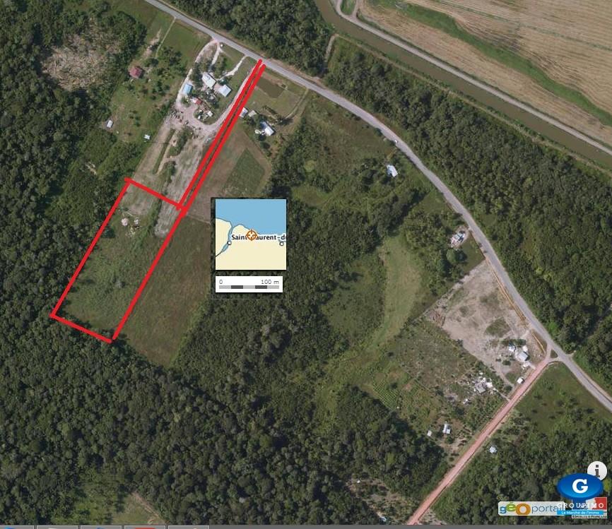 Terrain MANA 24 506 m²