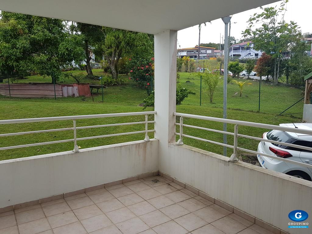 Appartement Résidence Edictys Morne Morissot FDF 1 pièce
