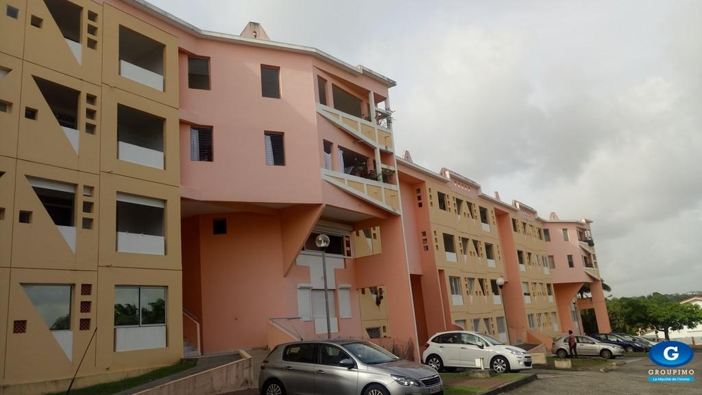 Appartement Résidence Azteca Terreville Schoelcher 3 pièces