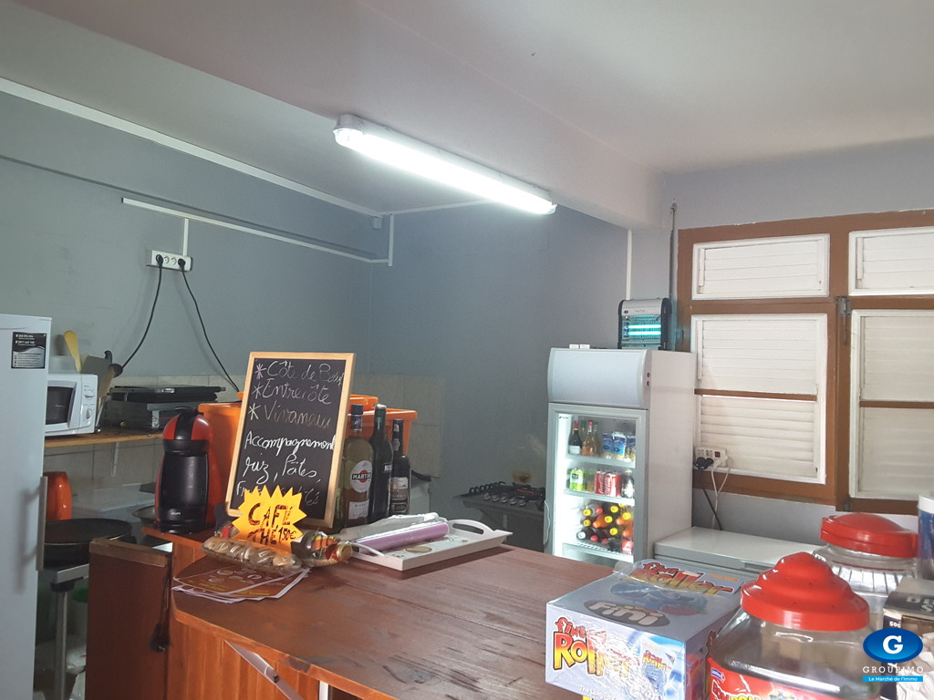 Local Commercial - Bourg - Le Lorrain - 35m²