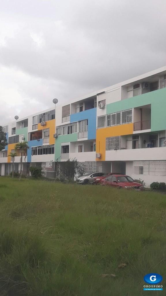Appartement Type 3 résidence ALIZE AU RAIZET LES Abymes