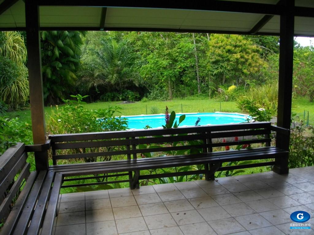 Abris De Jardin Guyane > Immobilier Guyane Vente Villa St Laurent Du Maroni 5 Pieces