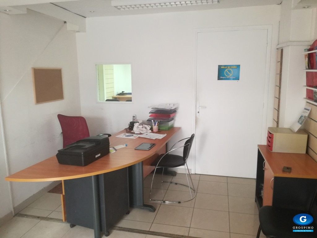 Local Commercial - Centre Ville - Fort de France - 56m²