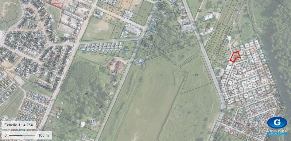 Terrain St Laurent du Maroni 623 m²