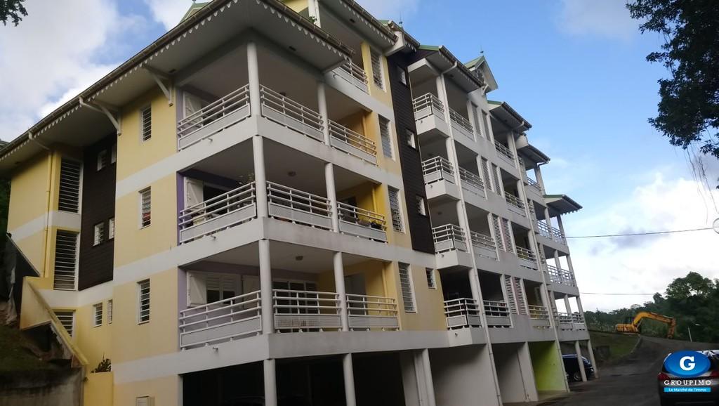 Appartement - Vert Pré - Le Robert - 3 Pièces