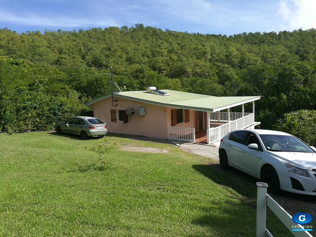 Villa T4 sise Habitation Galon Pointe la Rose - Le Robert