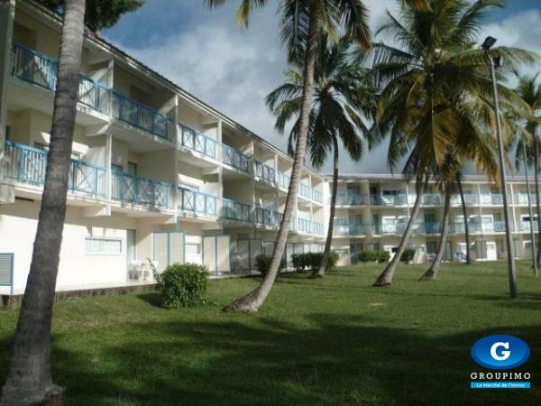 Appartement sis Résidence Carayou Pointe du Bout Les Trois Ilets 1 pièce