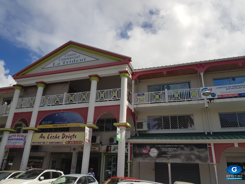 Local Commercial - Montgérald - Fort de France - 102m²