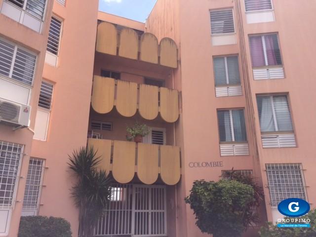 Appartement - Les Hauts du Port - Fort de France - 3 Pièces
