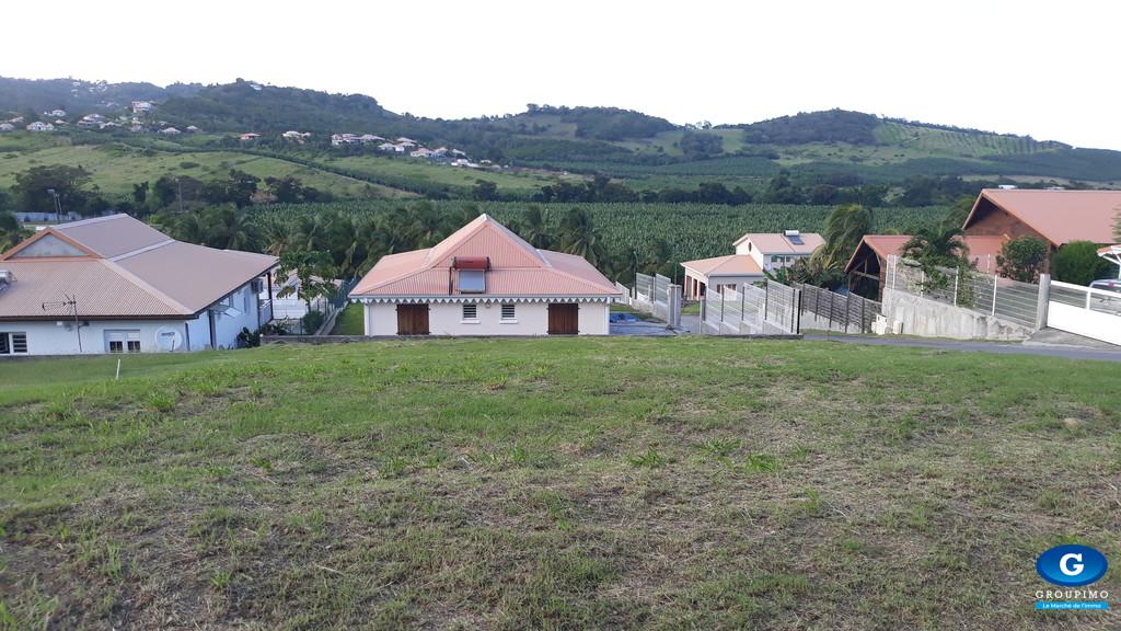 Terrain  quartier SIGY_ LE VAUCLIN