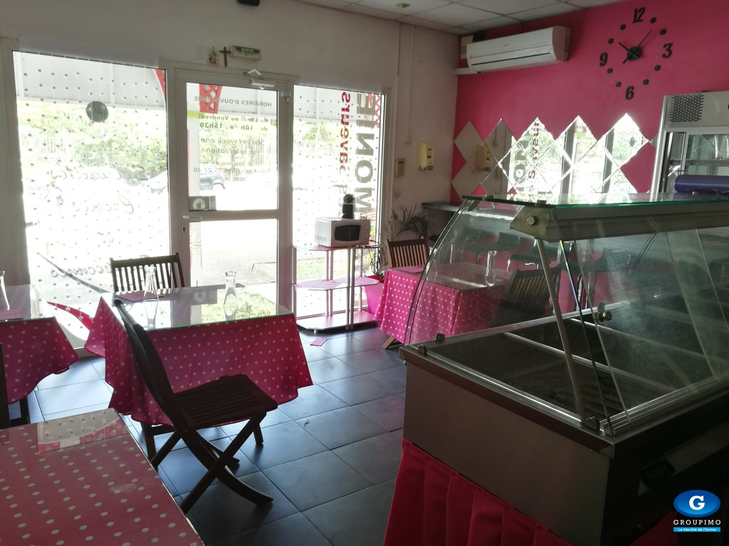 Local Commercial - Montgérald - Fort de France - 26m²