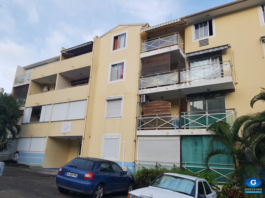 Appartement - Route des Religieuses - Fort de France - 1 Pièce