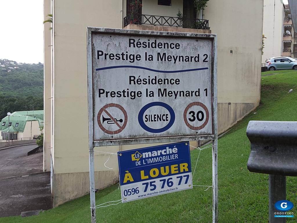 Appartement - Beauséjour Jambette - Fort de France - 2 Pièces