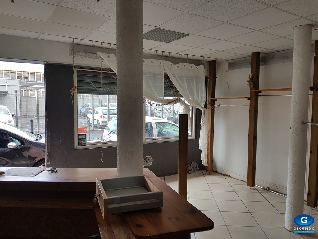 Local Commercial - Moreau de Jones - Fort de France - 30 m²