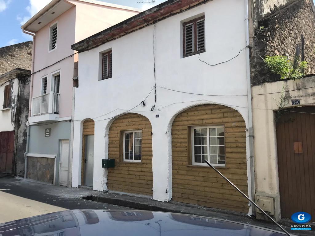 Immeuble sis Rue Gabriel Peri Saint Pierre