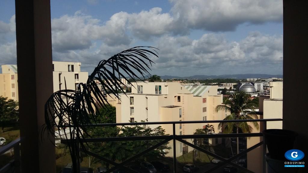 Appartement - Route des Religieuses - Fort de France - 2 Pièces