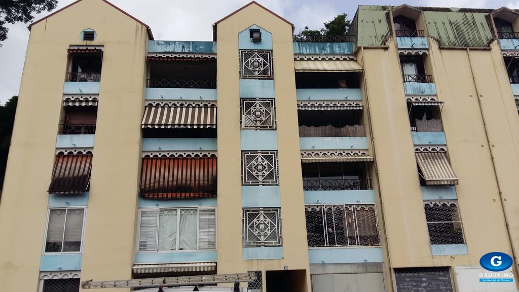 Appartement meublé - Beauséjour Jambette - Fort de France - 3 Pièces