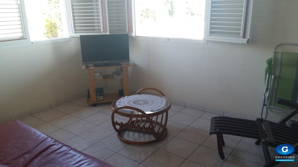 Appartement Meublé - Palmiste - Le Lamentin - 3 Pièces