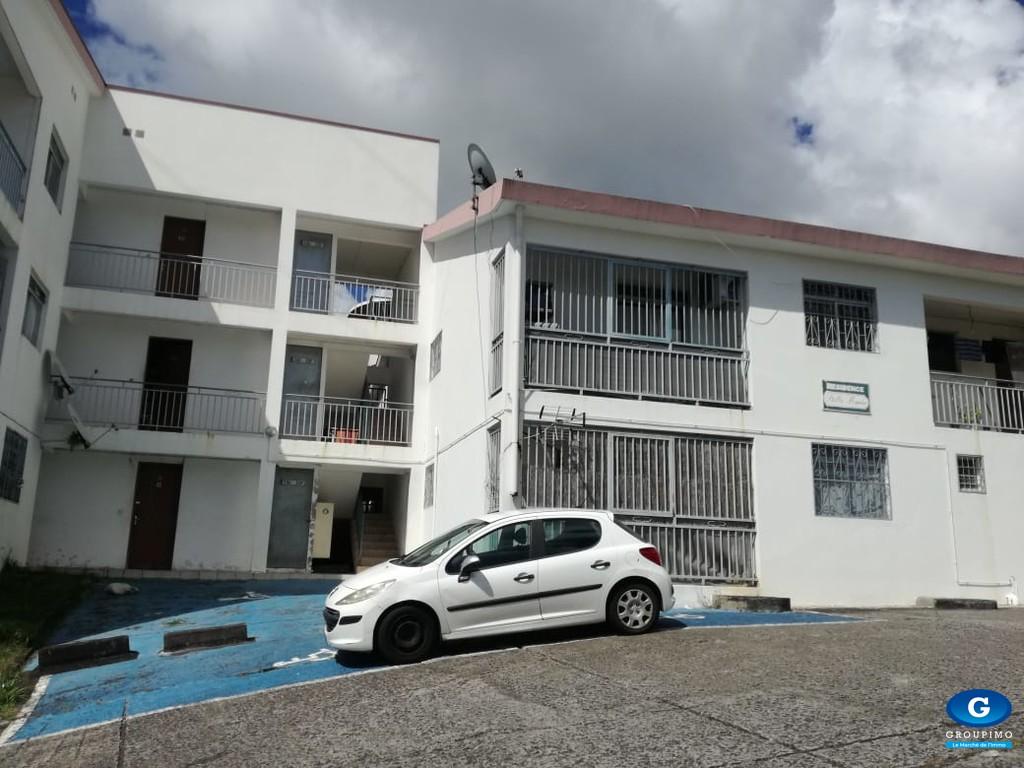 Appartement - Redoute - Fort de France - 1 Pièce
