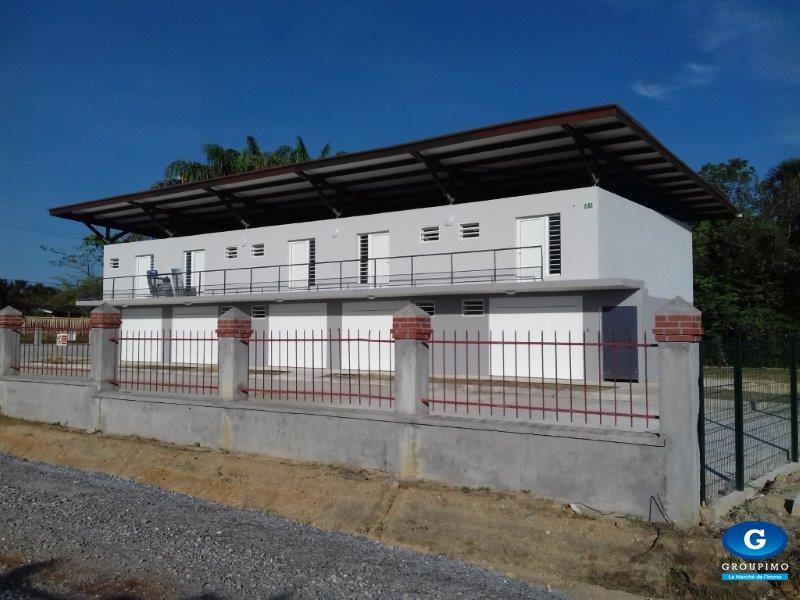LOCAUX PRO ST LAURENT DU MARONI lots de 40 à 215 m²