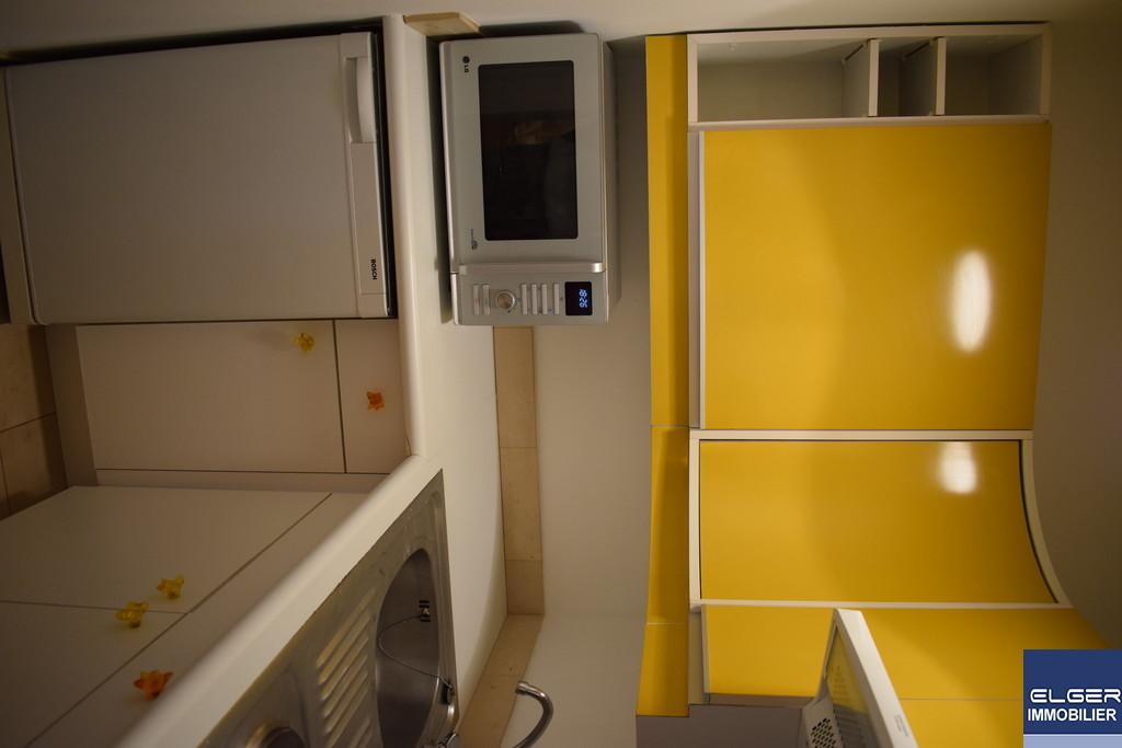 2 Pièces meublées métro La muette