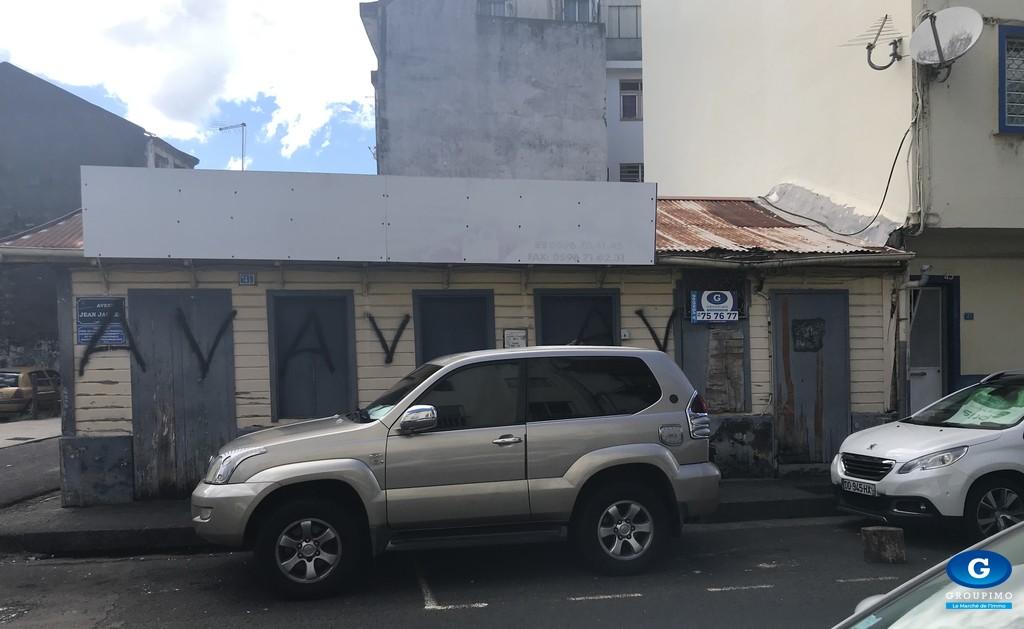Local commercial rue Rue Jean Jaures FDF