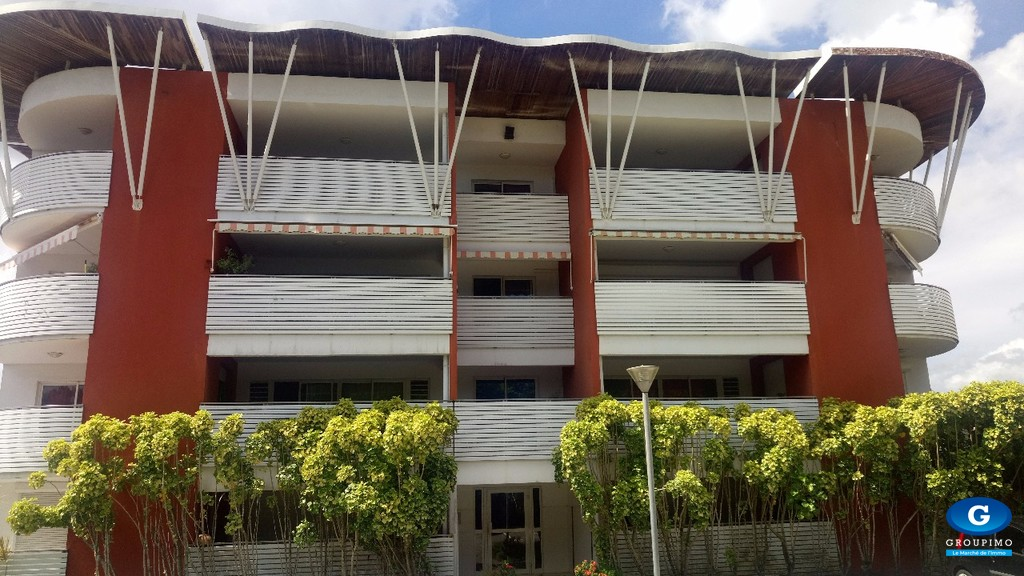 appartement Résidence Les Balisiers quartier Redoute FORT DE FRANCE 3 pièces