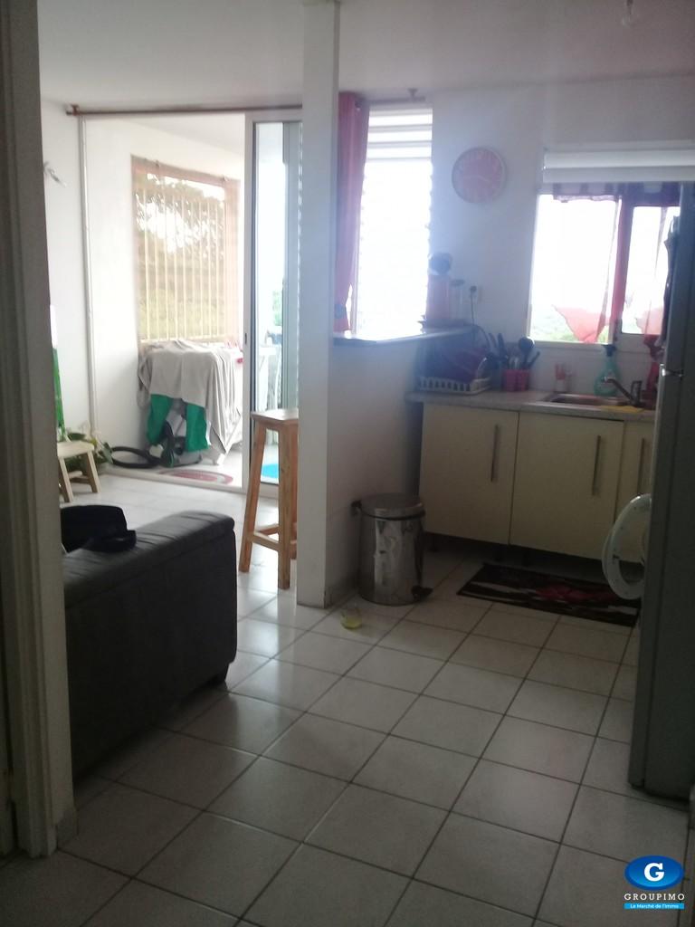 Un appartement vue sur mer L ANSE ANE TROIS ILETS 2 pièces