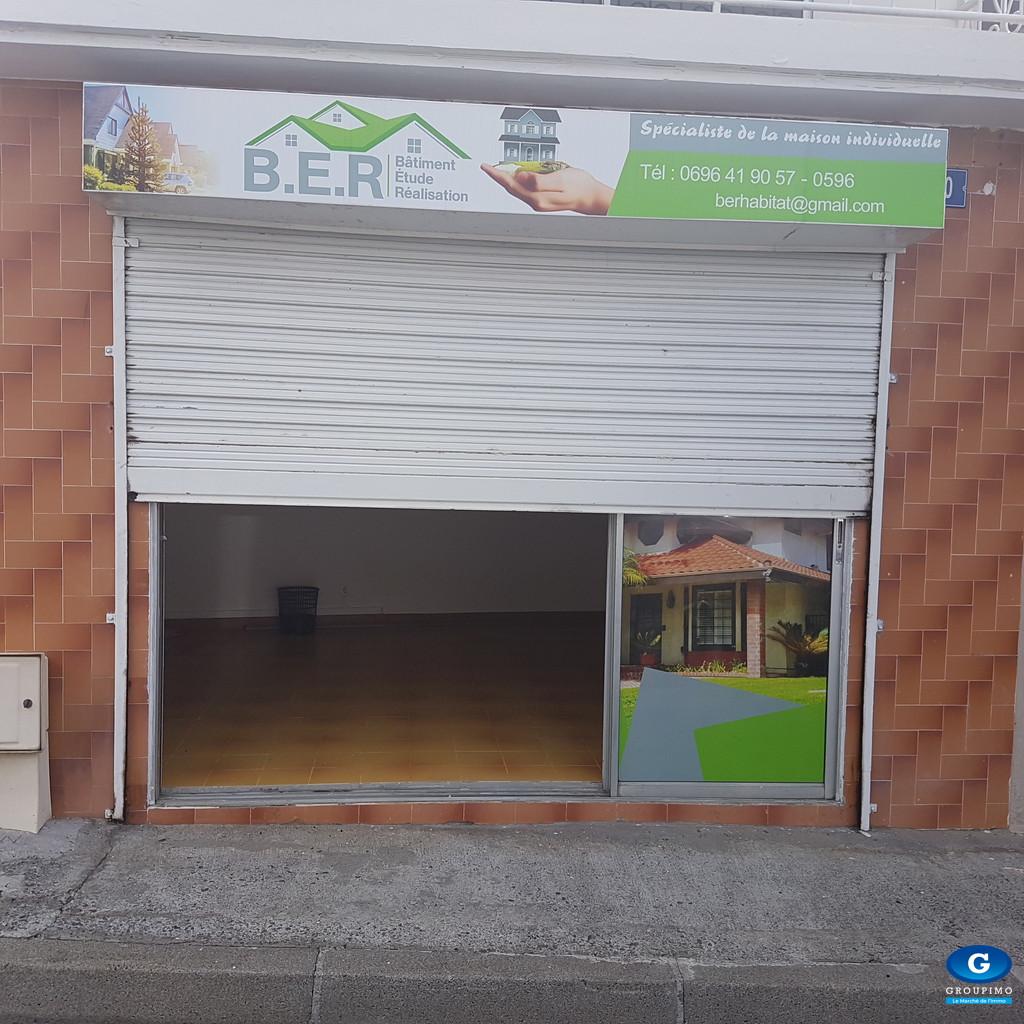 Maison + Local Commercial - Bourg - Le Lamentin - 5 Pièces