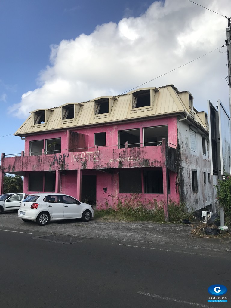 Immeuble - Didier - Fort de France - 8 Appartements