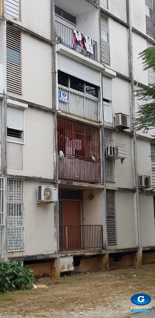 Appartement T3 12 Rés les Seuils RAIZET 97139 ABYMES
