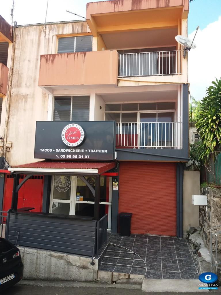 Appartement - Bourg - Saint Joseph - 2 Pièces