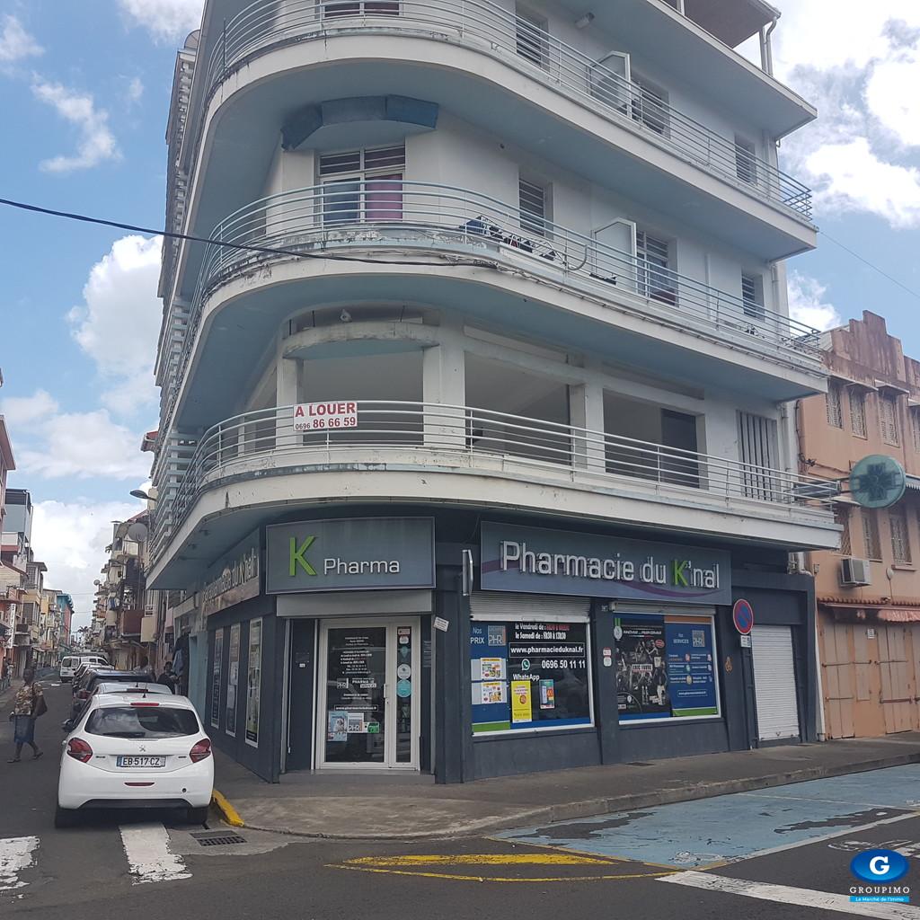 Local Commercial - Centre Ville - Fort de France - 88m²