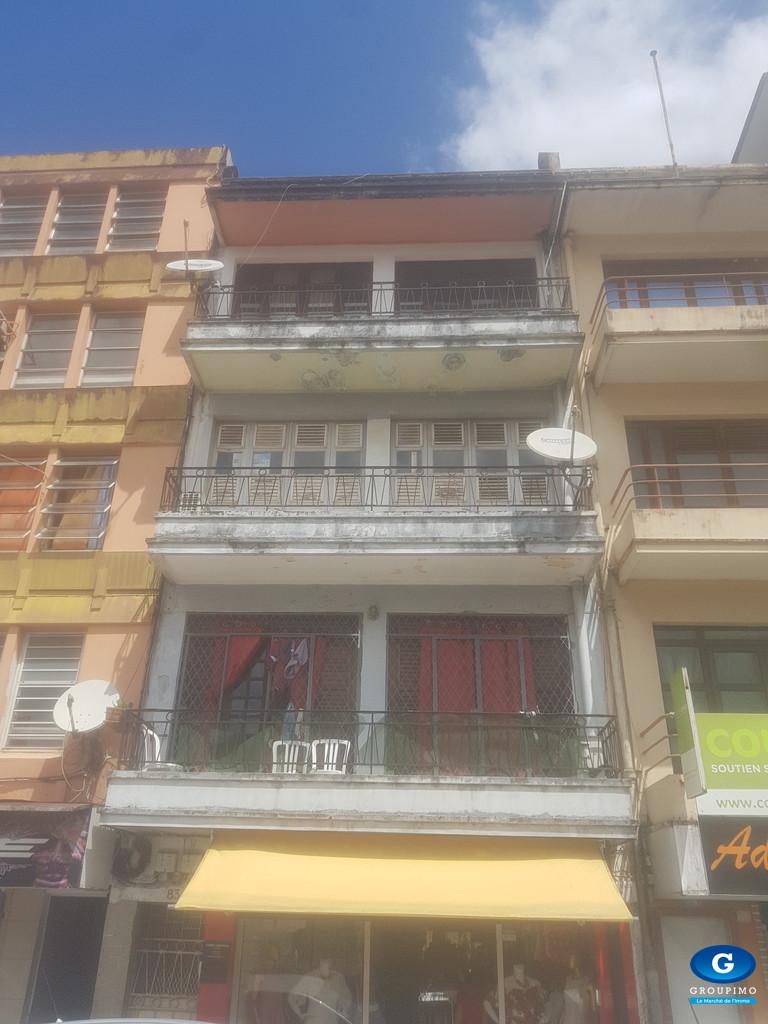 Appartement - Centre Ville - Fort de France - 3 Pièces