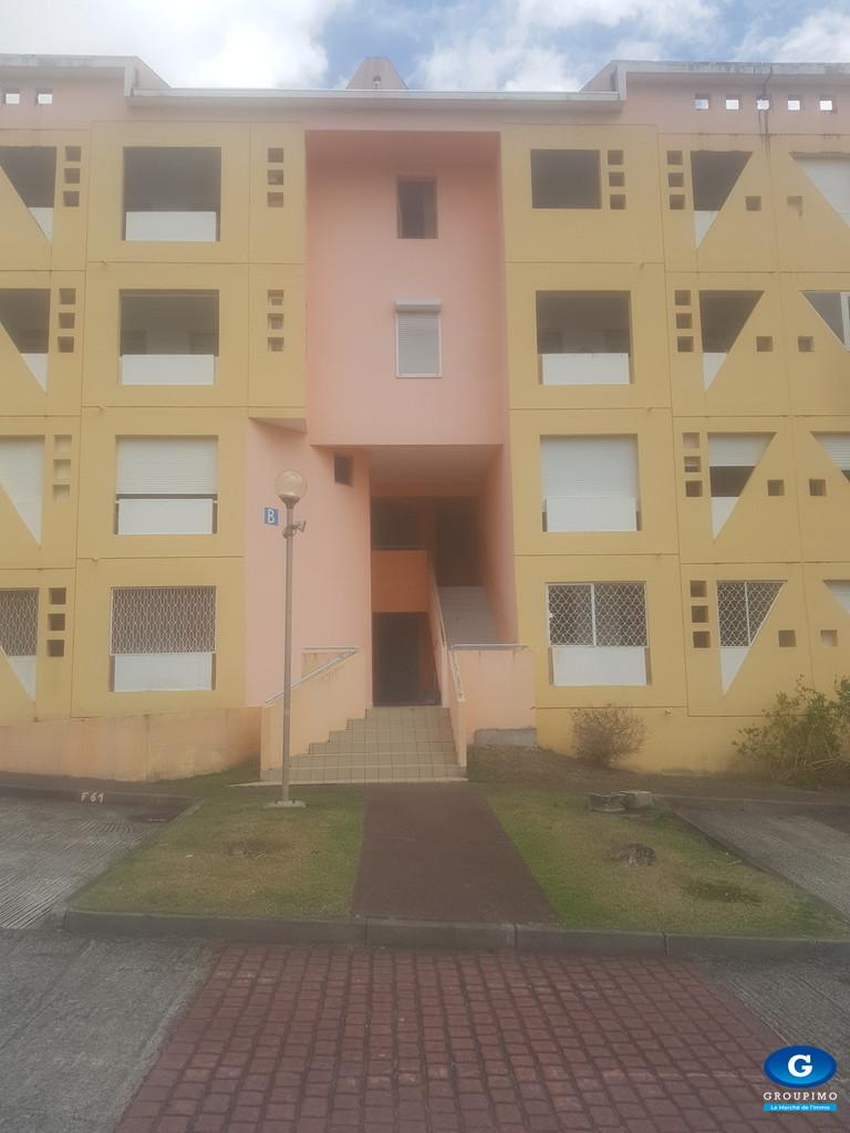 Appartement - Terreville - Schoelcher - 4 Pièces