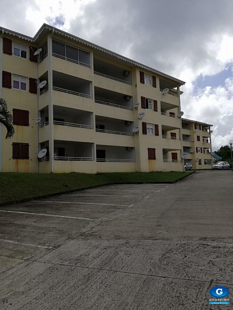 Appartement - Pelletier - Le Lamentin - 3 Pièces