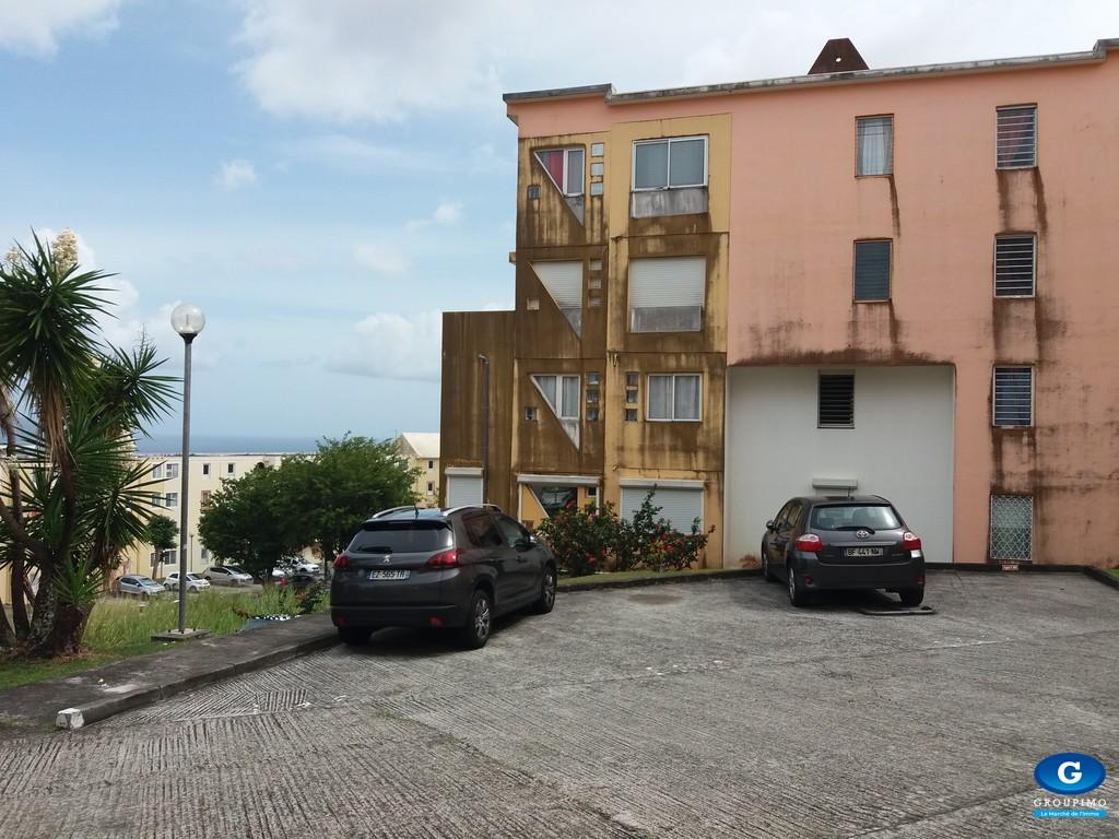 Appartement - Terreville - Schoelcher - 2 Pièces