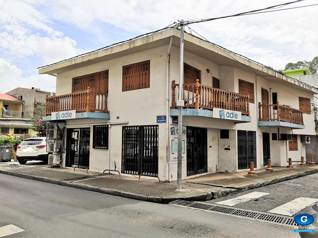 Local Professionnel - Terresainville - Fort de France - 50 m²