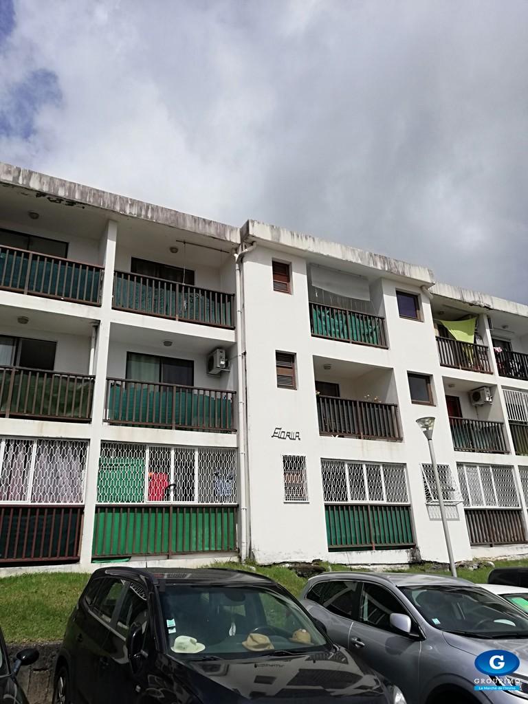 Appartement - Chateauboeuf - Fort de France - 1 Pièce