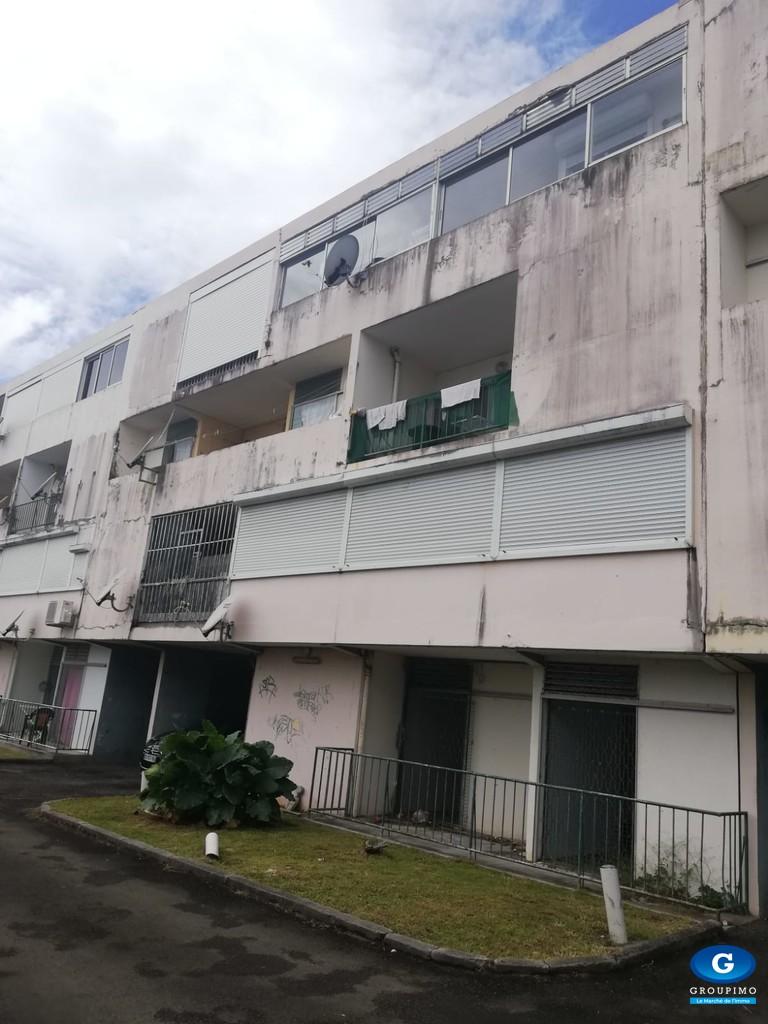 Appartement sis Résidence les Alyzes Les Abymes 4 pièces