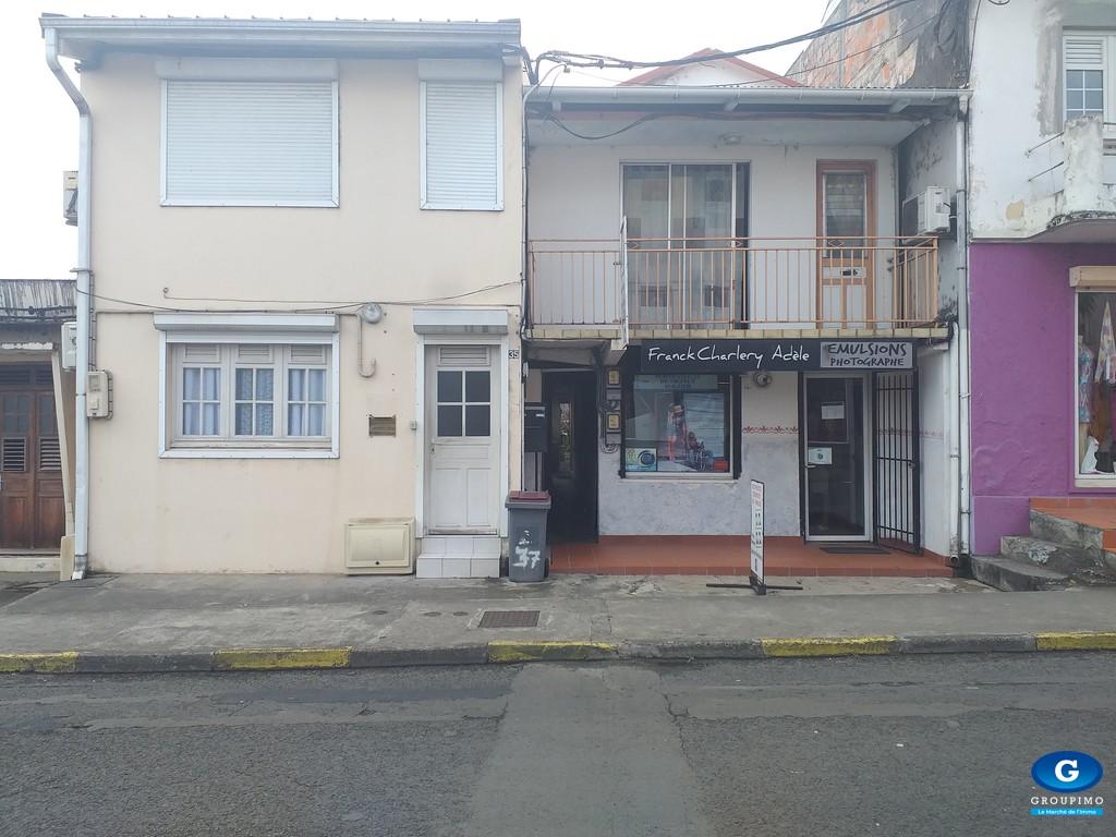 Local Commercial - Bourg - Rivière Salée - 70 m²