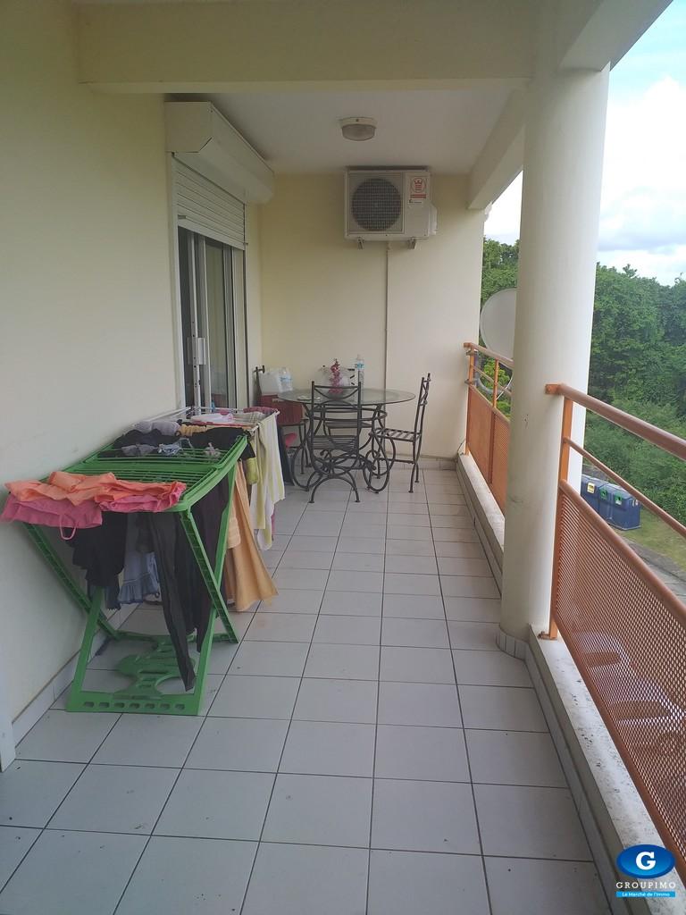Appartement - Morne Pavillon - Lamentin - 3 Pièces