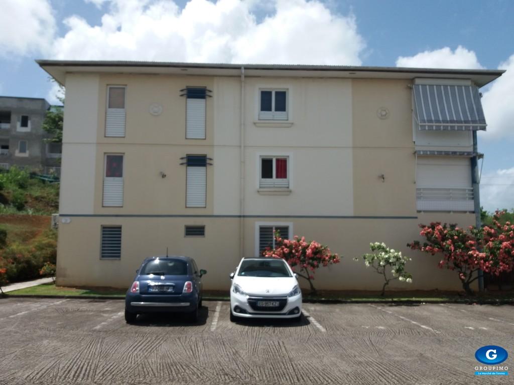 Appartement - Acajou - Lamentin - 2 Pièces