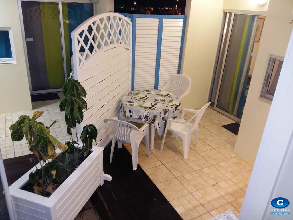 Appartement  meublé - Pointe du Bout - Les Trois îlets - 1 Pièce