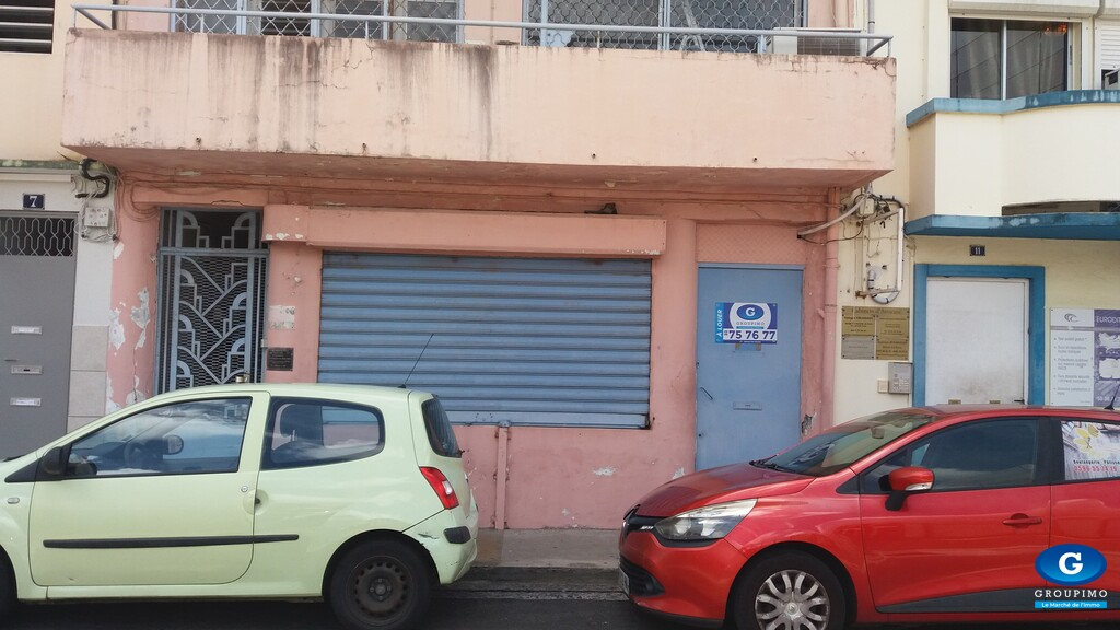 Local Commercial - Centre Ville - Fort de France - 30m²