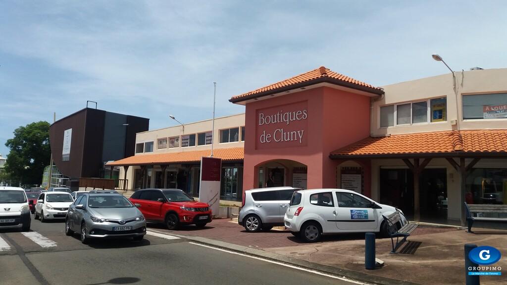 Bureaux - Cluny - Fort de France -  217 m²