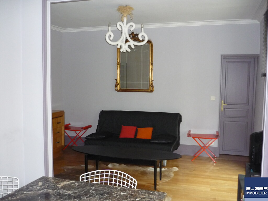TWO FURNISHED PIECES GAVARNI - METRO PASSY