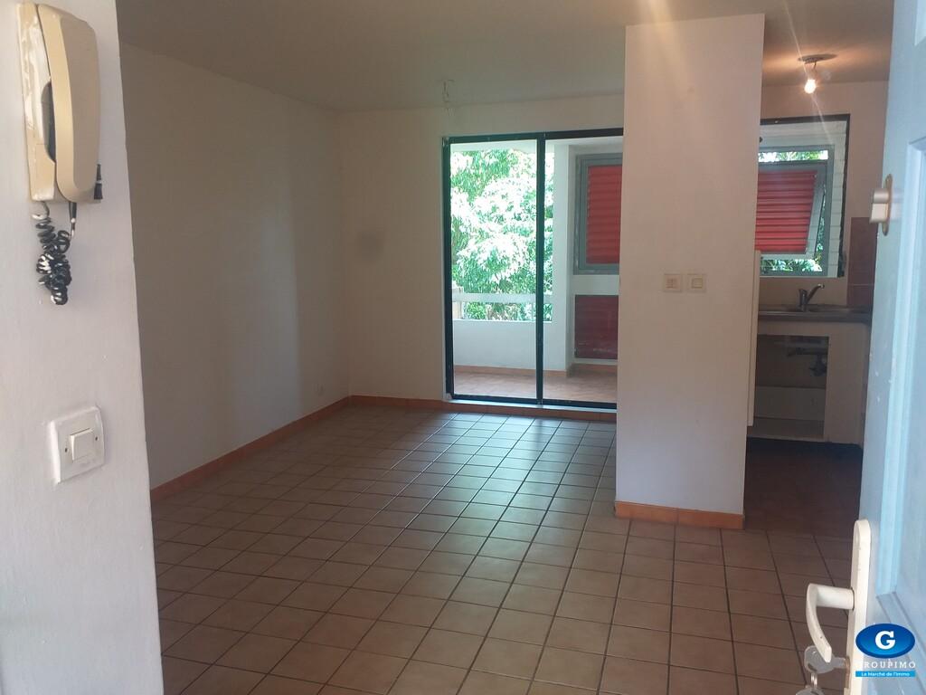 Appartement - Terreville - Schoelcher - 3 Pièces