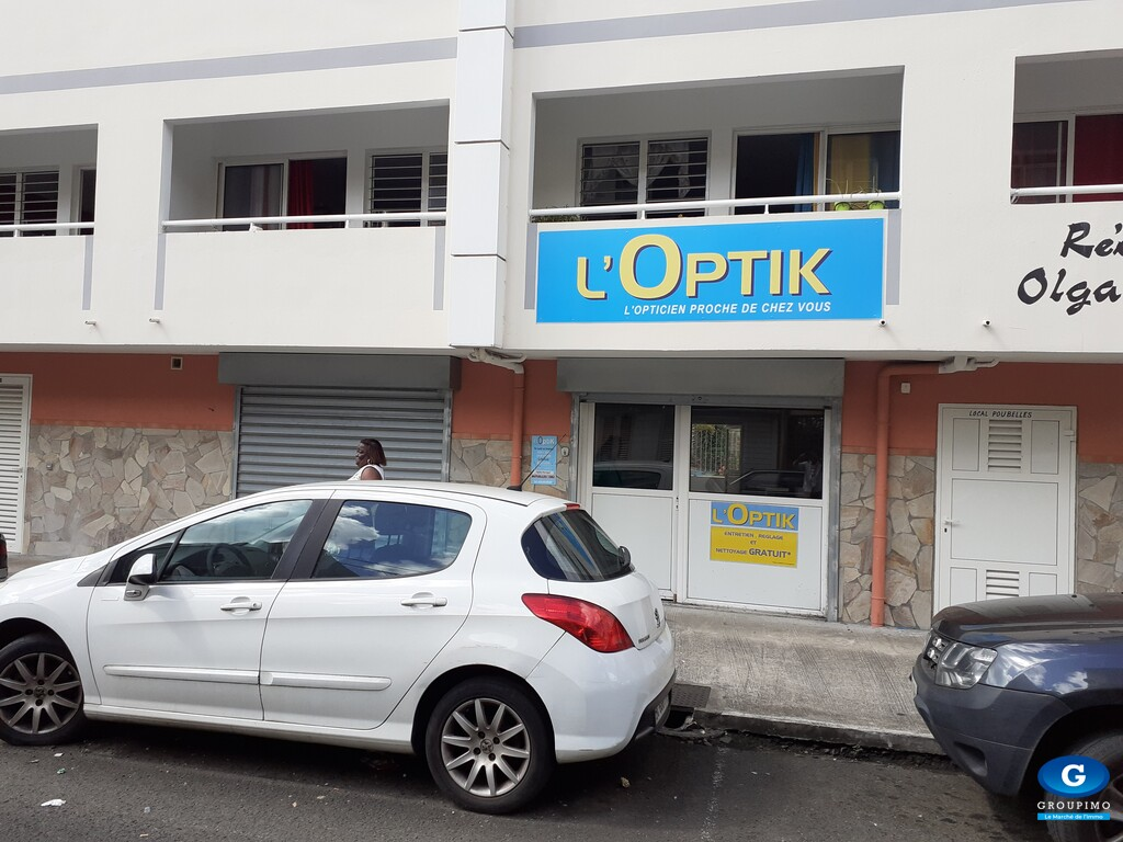 Local commercial centre ville FORT DE FRANCE 71 m2